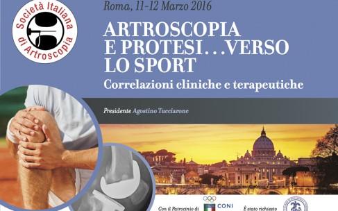 Artroscopia e protesi… verso lo sport